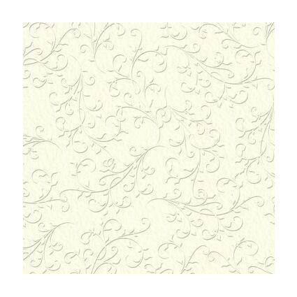 """HEYDA Bastelkarton """"Firenze"""", DIN A4, 220 g/qm, weiß"""