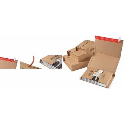 ColomPac Universal-Versandverpackung, für bis zu 5 CDs