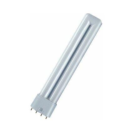 OSRAM Kompaktleuchtstofflampe DULUX L, 55 Watt, 2G11