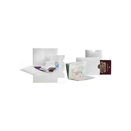 Tyvek Scansafe Security Ausweis-Hülle, 105 x 140 mm, weiß