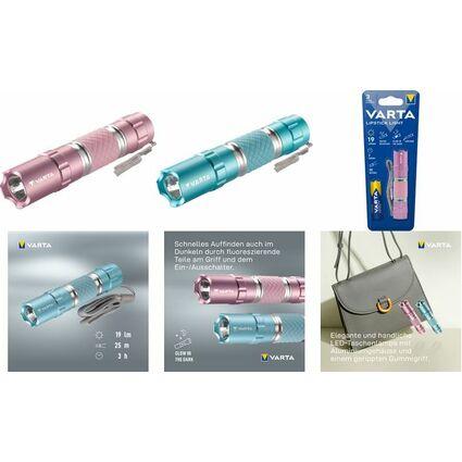 "VARTA Taschenlampe ""LED Lipstick Light"", inkl. 1 x AA"