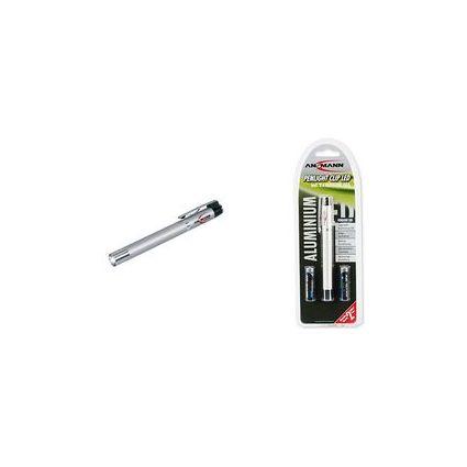 """ANSMANN Stift-Taschenlampe """"Pen Light Clip LED"""""""