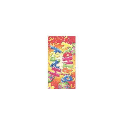 "SUSY CARD Geburtstagskarte ""Happy Birthday"", inkl. Umschlag"