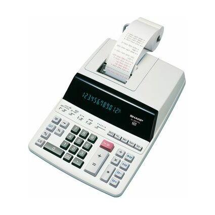 SHARP druckender Tischrechner EL-2607 PG GYSE