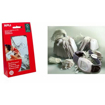 agipa Warenanhänger - Kleinpackung, Maße: 28 x 43 mm
