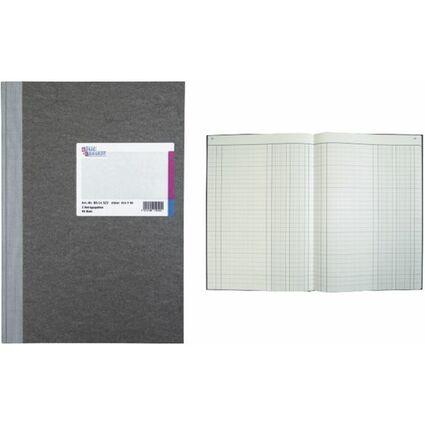 KÖNIG & EBHARDT Spaltenbuch DIN A4, 10 Spalten, 96 Blatt