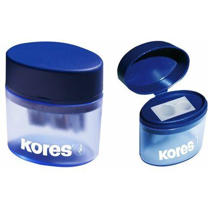 Kores Doppel-Spitzdose DEPOSITO, farbig sortiert