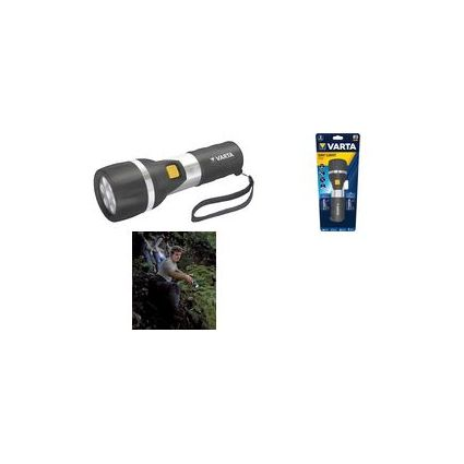 "VARTA Taschenlampe ""LED Day Light 2D"", inkl. 2 x D Mono"