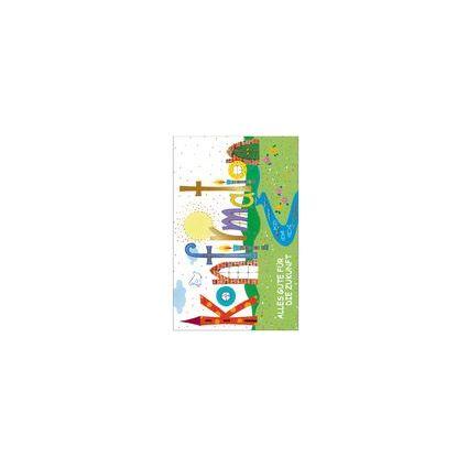 """SUSY CARD Konfirmationskarte """"Kelch und Fisch"""""""