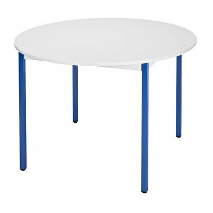 SODEMATUB Universaltisch 110ROGBL, 1.100 mm, grau/blau