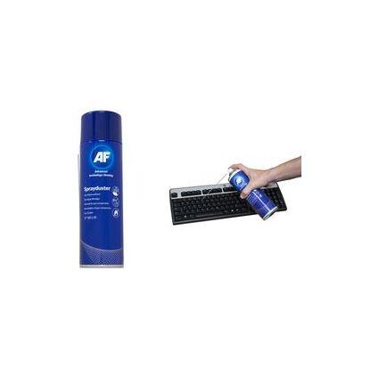 AF Druckluftreiniger Sprayduster, Inhalt: 342 ml / 400 g