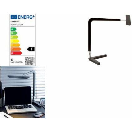 """unilux LED Energiespar-Tischleuchte """"ERGOLIGHT"""", schwarz"""