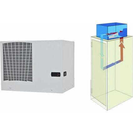 TRITON Klimagerät ETE X4, Kälteleistung: 4.100 W, lichtgrau