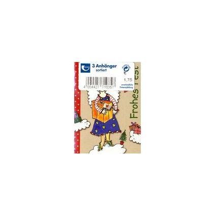 """HORN Weihnachts-Anhänger """"Kinder Illustrationen"""""""