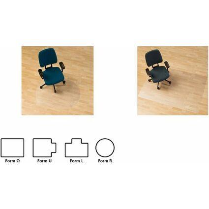 "RS Office Bodenschutzmatte ""Ecoblue"", (B)1200 x (T)1500 mm"