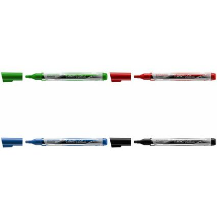 BIC Whiteboard-Marker Velleda 1741 Liquid Ink, rot