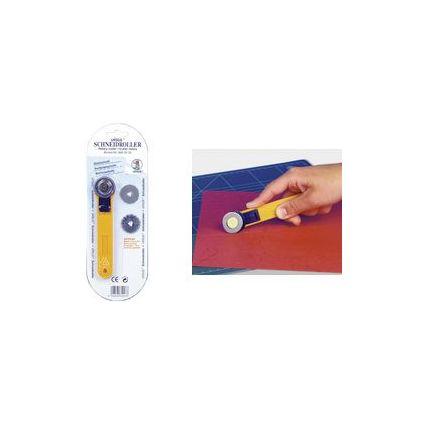 URSUS Rollmesser, für Glatt-, Perforier- und Wellenschnitte