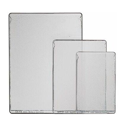 ELBA Ausweishülle, PVC, 1-fach, 0,15 mm, Format: DIN B4