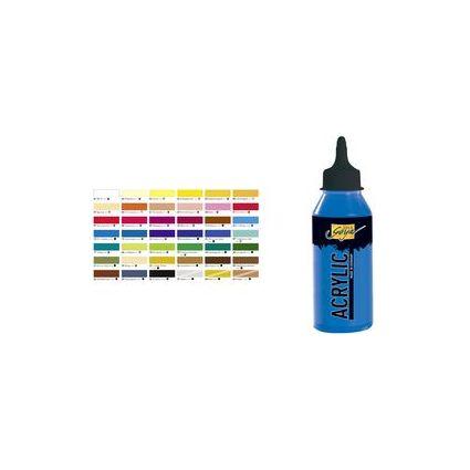KREUL Acrylfarbe SOLO Goya Acrylic, weiß, 250 ml