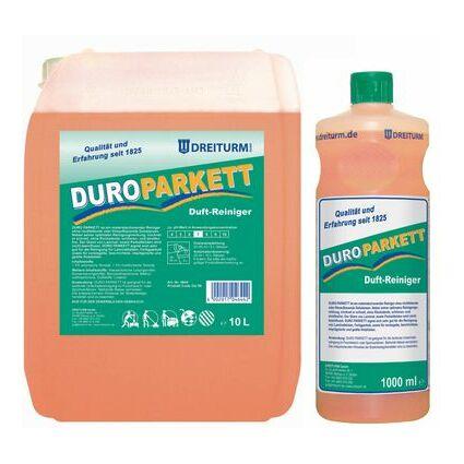 DREITURM Parkett-/Laminatreiniger DURO PARKETT, 10 Liter