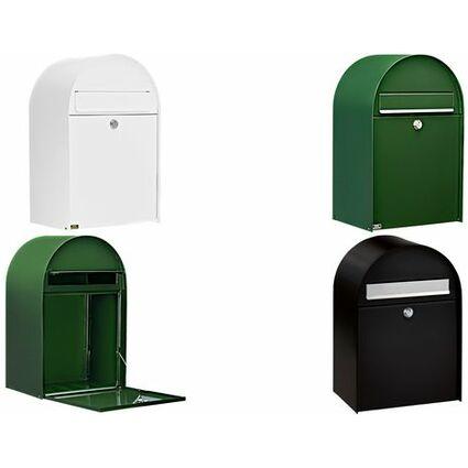 BURG-WÄCHTER Großraum-Briefkasten Nordic 680, schwarz
