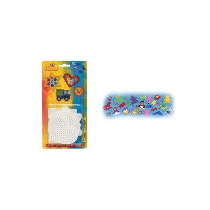 Hama Stiftplatten midi, klein, 5er-Blister