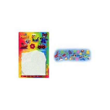 Hama Stiftplatten midi, groß, 4er-Blister