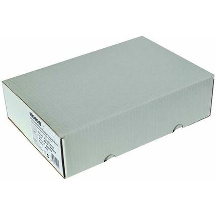 Kores Universal-Etiketten, 105 x 148,5 mm, weiß, 500 Blatt