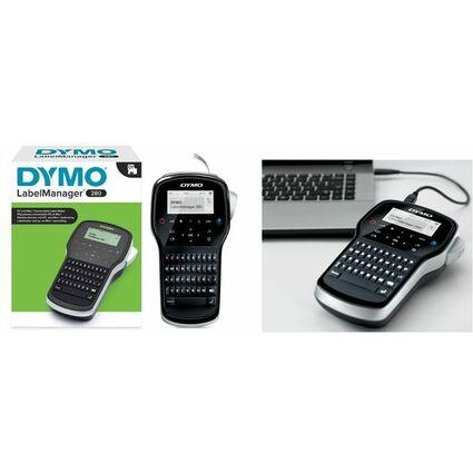 """DYMO Hand-Beschriftungsgerät """"LabelManager 280"""""""