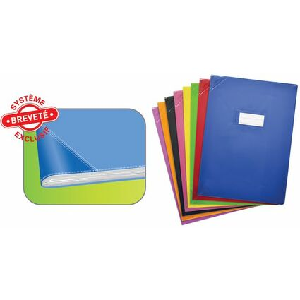 ELBA Heftschoner School Life, Maße: 210 x 297 mm, blau