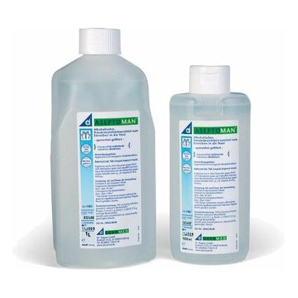 Desomed Aseptoman Händedesinfektion, Inhalt: 500 ml