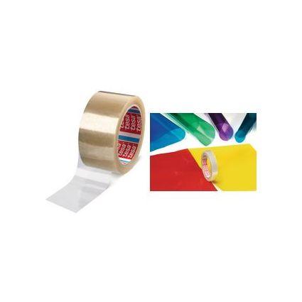 tesa Industrie-Klebefilm 4129, farblos, 25 mm x 66 m