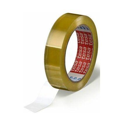 tesa Verpackungsklebeband 4204, 12 mm x 66 m, transparent