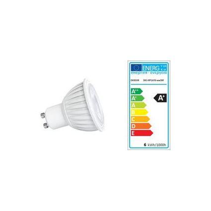 DIODOR LED-Lampe MR16-Strahler, 5 Watt, Sockel: GU10