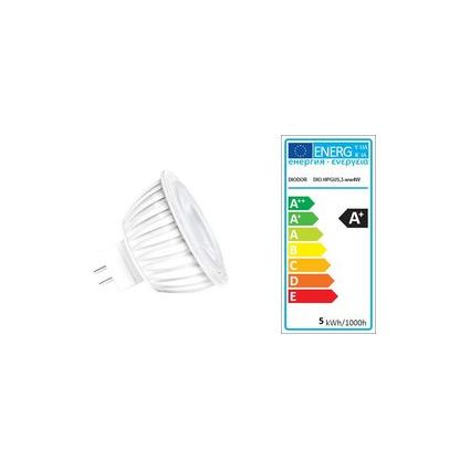 DIODOR LED-Lampe MR16-Strahler, 4 Watt, Sockel: GU5.3