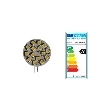 DIODOR LED-Lampe 15er Stiftsockel, 2,6 Watt, Sockel: G4