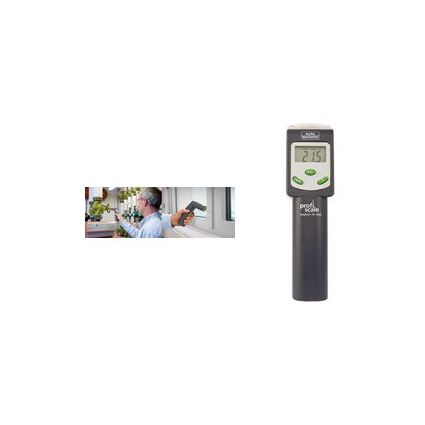 BURG-WÄCHTER Temperatur-Messgerät ENERGY PS 7420, grün/grau