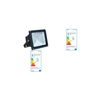 DIODOR LED Flutlichtstrahler Outdoor, 50 Watt, schwarz