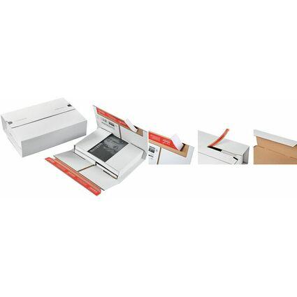 ColomPac Universal-Versandverpackung, weiß, DIN B5