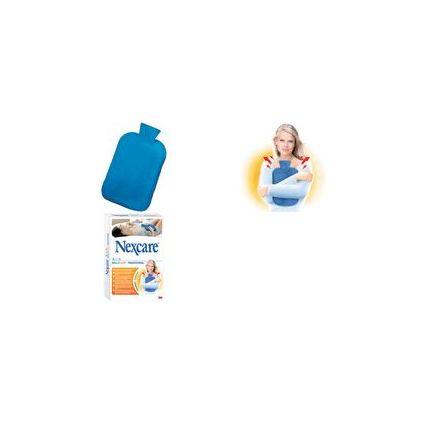 3M Nexcare Gel-Wärmflasche ColdHot Traditional, blau