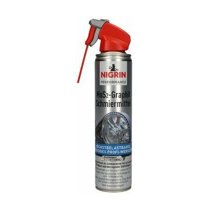NIGRIN Performance MoS2-Graphit Hybrid Schmiermittel, 400 ml