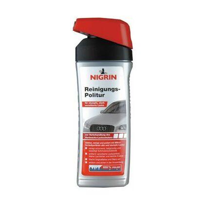 NIGRIN Reinigungs-Politur, für stumpfe Lacke, 500 ml