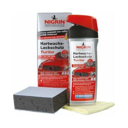 NIGRIN Performance Hartwachs-Lackschutz Turbo, 500 ml