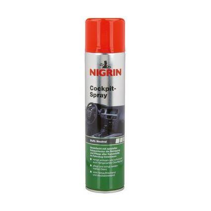 NIGRIN Cockpit-Spray, Geruch: neutral, 400 ml