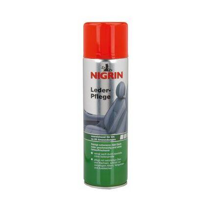 NIGRIN Leder-Pflege, reinigt, pflegt und schützt, 400 ml