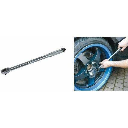 uniTEC KFZ-Drehmomentschlüssel, bis 210 Nm