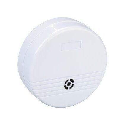 uniTEC Wassermelder, weiß, Alarmsignal: ca. 85 dB