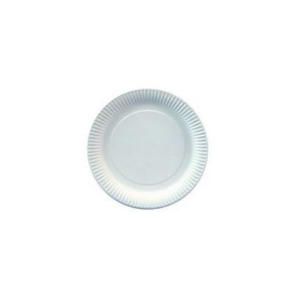 """PAPSTAR Pappteller """"Economy"""" rund, Durchmesser: 230 mm, weiß"""