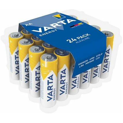 """VARTA Alkaline Batterie """"Energy"""", Mignon (AA/LR6)"""