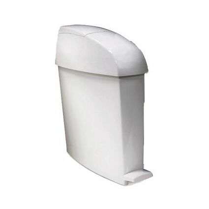 "Rubbermaid Tret-Abfalleimer ""Sanitär"" rechteckig, 12 Liter"